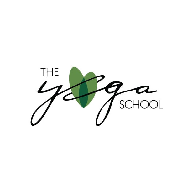 Small Business Logo Design | The Yoga School | focused target market of yoga enthusists, training, and workshops | yoga school located in Ithaca, NY