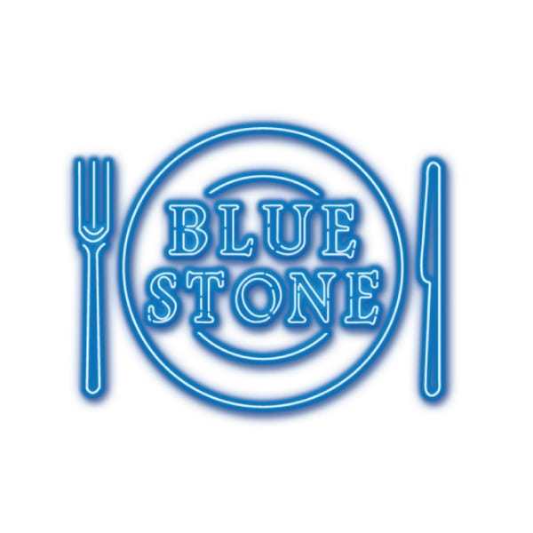 Restaurant Logo Design | Blue Stone | target market focused on dining experience| resuraunt located Ithaca, NY