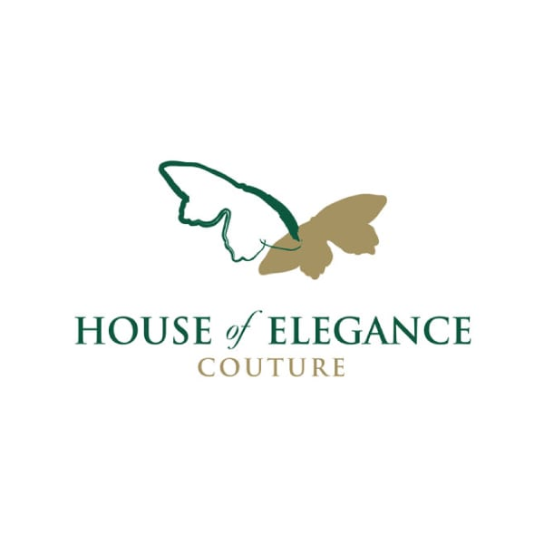 Logo Design, House of Elegance Couture |target market of womens fashion design and merchandise | boutique located in Skenateles NY