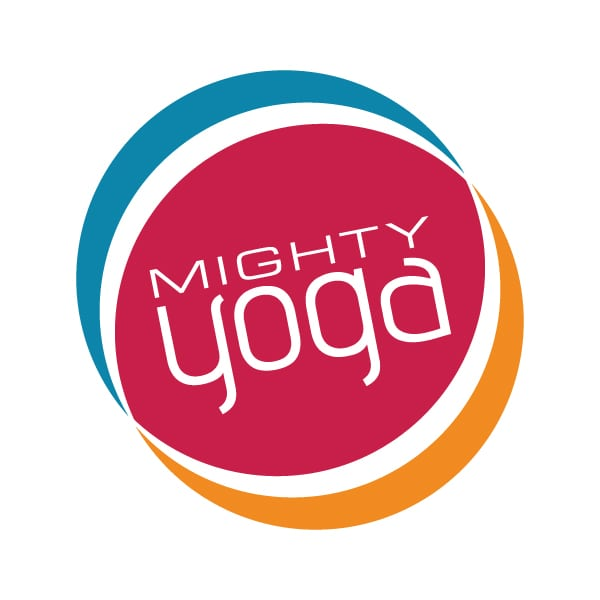 Logo Design, Mighty Yoga |target market of students, fitness, well-being, and health | Yoga studio located inIthaca, NY