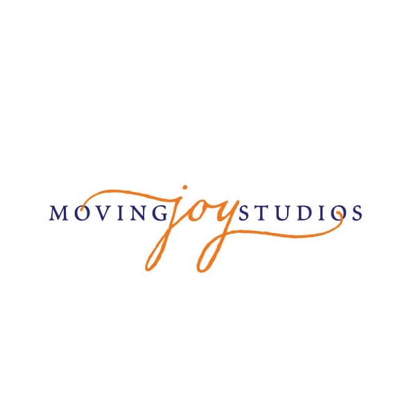 Small Business Logo Design | Moving Joy Studios |target market focused on dance, massage therapy, and workshops |studio located in Ithaca, NY