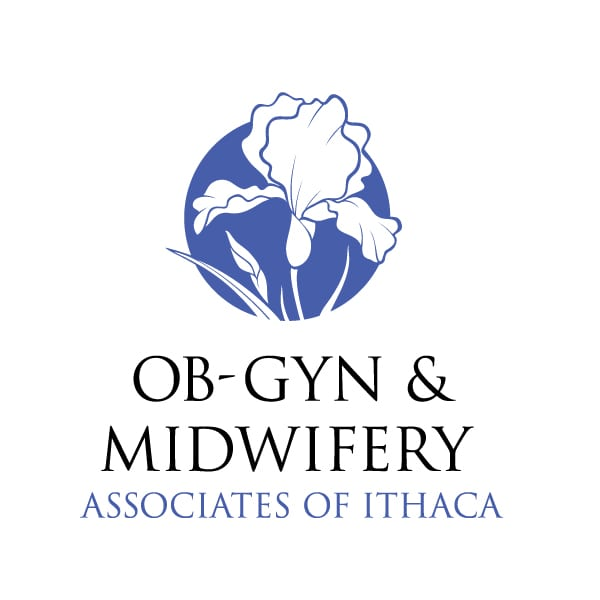 Medical Business Logo Design | OB-GYN & Midwifery Associate of Ithaca | target market of mothers, women, gynecologic care, comprehensive obstetric services, health | ob-gyn located in Ithaca, NY
