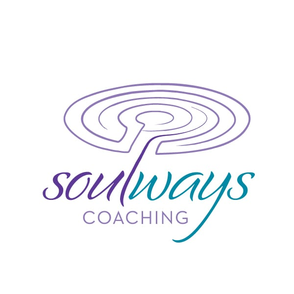 Small Business Logo design | Soul Ways Coaching | target market focused on hollistic approaches, personalized programs, spiritual guidence, and education | located in Ithaca, NY