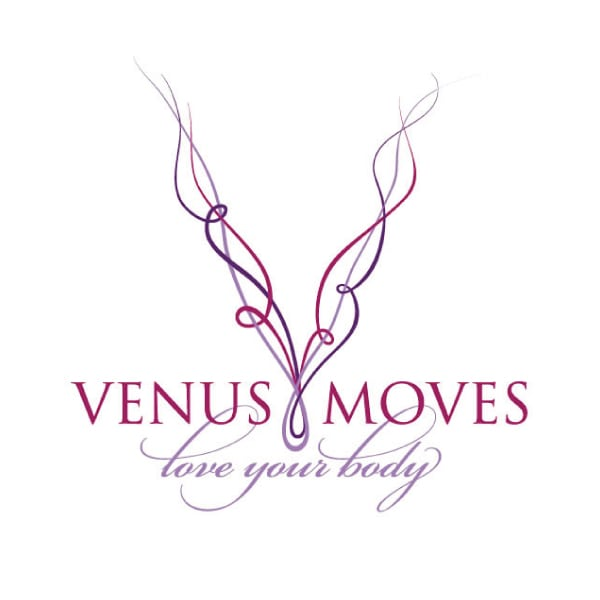 Fitness Business Logo Design | Venus Moves |focused target market on fitness, health, wellness, and women | fitness busniess located in Ithaca, NY