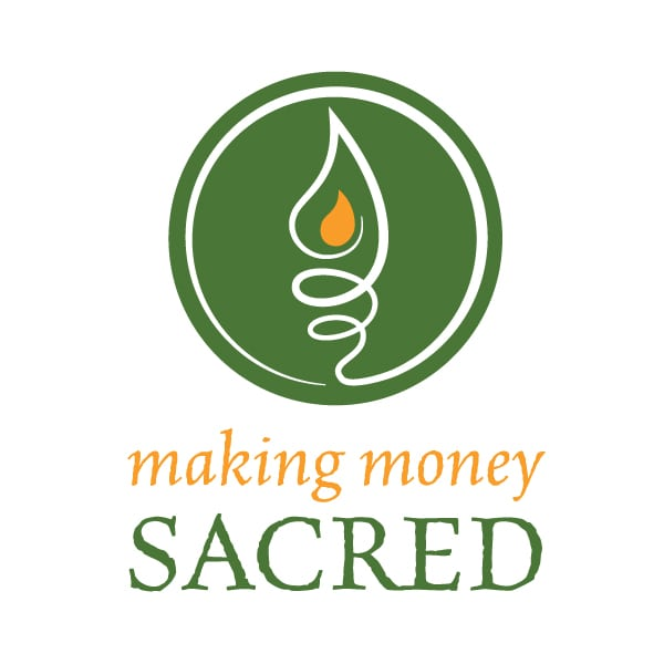 Small Business Logo Design| Making Money Sacred| target market of money education, coaching, efficiency, finance based programs|located in Ithaca, NY