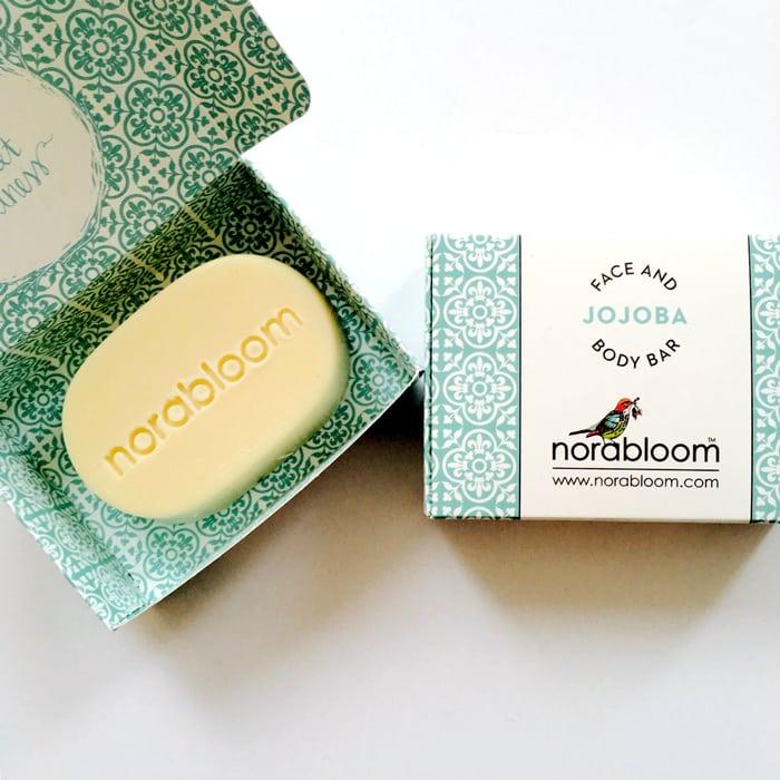 Soap Box Design   Norabloom Botanicals   Organic Skincare   based in Ithaca, NY